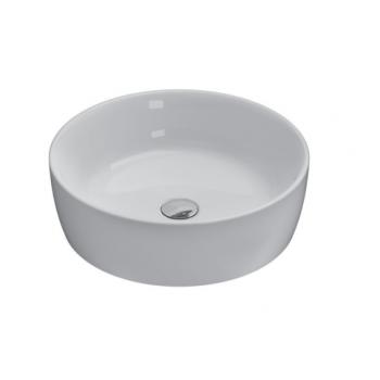 Globo Lavabo da appoggio Ø 48 cm in ceramica serie Bowl+